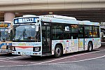 すみっコぐらし×臨港バス コラボラッピングバス