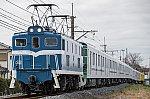 臨貨8018レ 東武70090型 甲種輸送