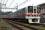 200112_京王線8000系_聖蹟桜ヶ丘付近