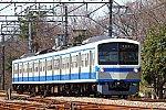 200321_西武多摩湖線_伊豆箱根カラー2