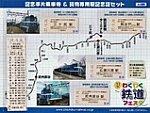 秩父鉄道記念準片乗車券&貨物専用駅記念証セット