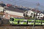 西平井の住宅街