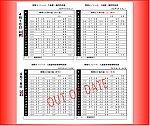 湘南モノレール大船駅時刻表 2020年4月18日