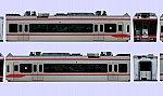 5601編成先頭車正面と側面 - 2