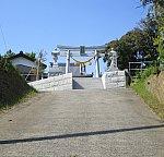 2020.4.27 (1) 東浅井の社宮司社 - とりい 1560-1500