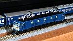 KATO EF58上越形ブルー