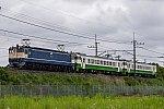 甲80 9170レ 小湊鉄道譲渡輸送