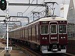 阪急宝塚線6011編成 普通大阪梅田ゆき