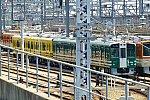 阪神5500系武庫川線