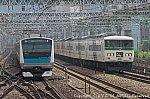 E233系&185系 201506