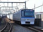 【ダイヤ改正で新設!】8000系FC通勤急行 横浜行き