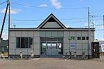 剣淵駅a01