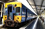 タイ国鉄の元JR西日本オハネフ25 - 2011年頃