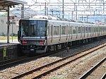 1鉄道20200814UP223系-1