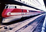 イタリア国鉄ETR450電車