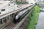 E655系御召列車送り込み 201210