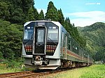 3222D 快速あがの GV-400 五十島~三川 2020.09.12