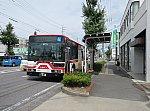 2020.9.17 (18) 岡崎警察署前バス停 - 福岡町いきバス 1600-1190