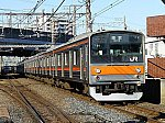武蔵野線 東京行き1 205系5000番台