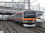 武蔵野線 東京行き4 E231系