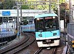 201109_京阪800系・大谷駅