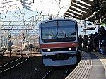 武蔵野線 海浜幕張行き3 209系500番台