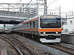 武蔵野線 海浜幕張行き4 E231系