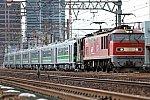 甲191 EF510-8 8561レ(JR北_H100 形)