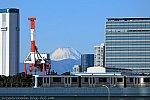 5Z2A1476 富士山とゆりかもめSN
