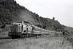 筑豊本線 DD51+D60 急行「天草51号」