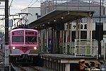 鰭ヶ崎駅に停車する「さくら」