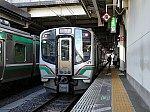 【ダイヤ改正で存続!】E721系の東北本線 快速ラビット 福島行き