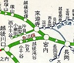 魚沼線 /昭和39年の「国鉄旅客事務用鉄道路線図」より.jpg