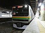 高崎線 通勤快速 籠原行き3 E231系