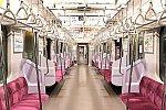 横浜高速鉄道Y500系 車内デザイン
