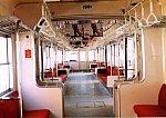 浜松鉄道 1501 室内