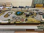鉄道模型・建物整備