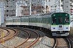 京阪_5000系_5556F_普通_中之島