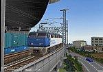 KATOレイアウトプラン6-9-貨物線EF200-1