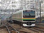 【ダイヤ改正で残存!】上野東京ライン 高崎線内アーバン 高崎行き1 E231系