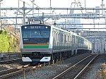 【日中3本だけの運行!】東海道線 普通 国府津行き4 E233系
