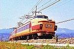 181系ボンネット型特急「とき」 197704