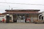 廃止直前の浦河駅a01