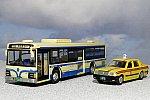 1/80 日本交通・1/87 横浜市営バス