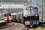 5-14・b-DSC_6314・ななつ星in九州+4621M・狩生駅・