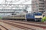 EF641032+209系C626with余剰モハ 202105