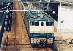 JR西日本ジョイフルトレイン「あすか」(牽引機:国鉄EF65-1127) 団体臨時
