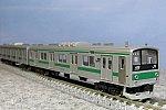 KATO 205系 埼京線 クハ204・サハ204