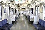JR東日本209系1000番台 車内
