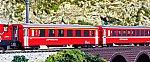 KATO 10-1413 10-1414 アルプスの赤い客車 EWⅠ
